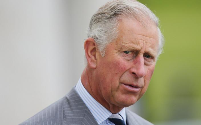 File photo of the Prince of Wales - Niall Carson/PA