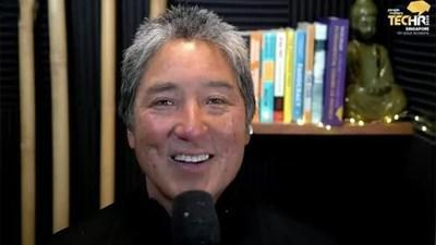 Silicon Valley legend Guy Kawasaki, Chief Evangelist, Canva in his keynote at TechHR 2020