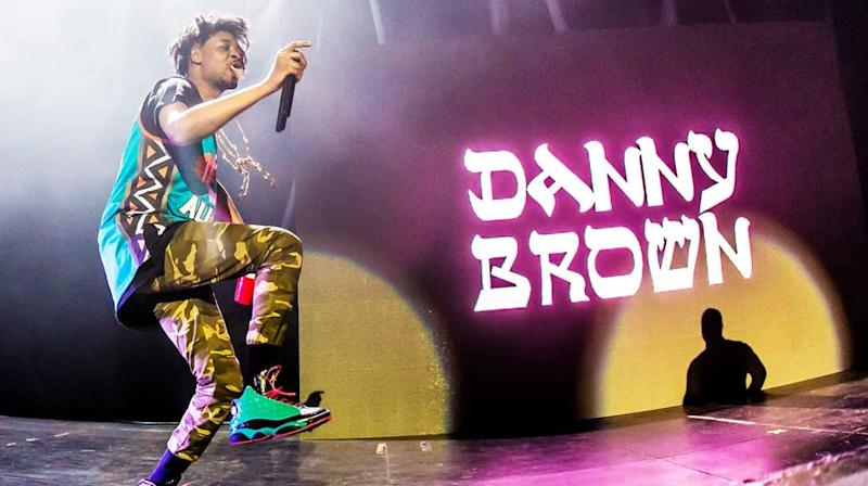 Hear Danny Brown's Hypnotic New Song 'Tell Me What I Don't Know'