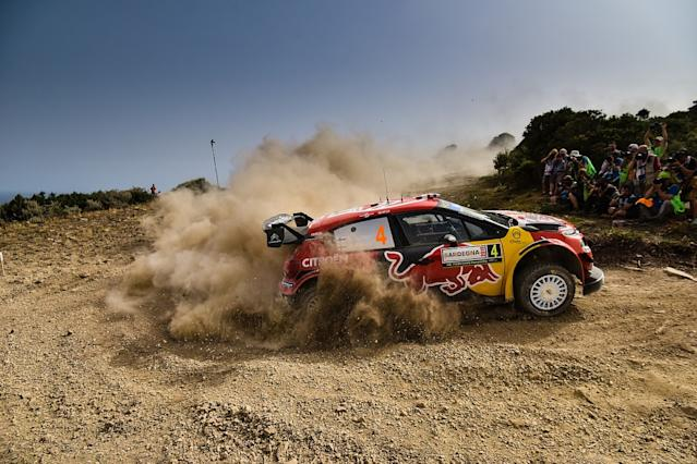 Citroen's WRC cars could be bought or rented