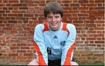 <p>This young lad was a bit of a surprise call up. </p>
