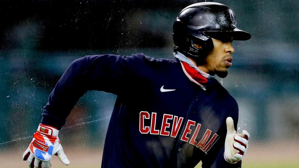 Francisco Lindor TREATED ART