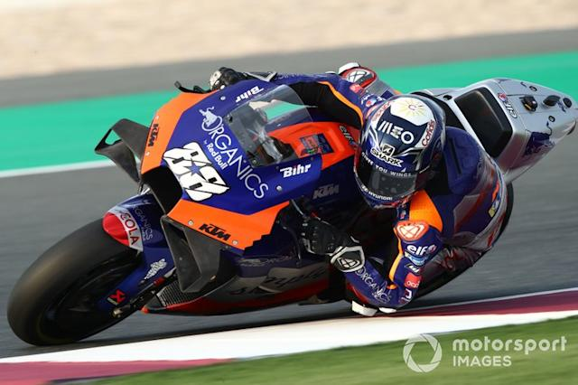 """Miguel Oliveira - 25 anos e 3 meses <span class=""""copyright"""">Gold and Goose / Motorsport Images</span>"""