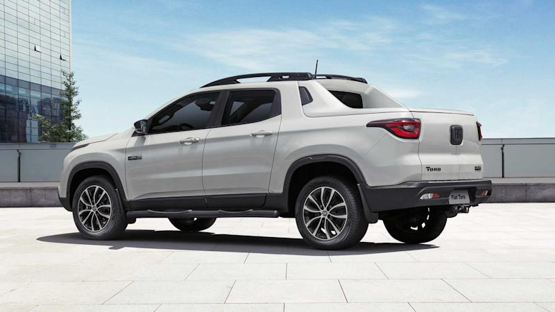 Fiat Toro Ultra 2020, pick-up barato