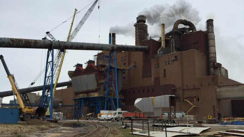 Province orders Northern Pulp to clean spill that company says it dealt with weeks ago