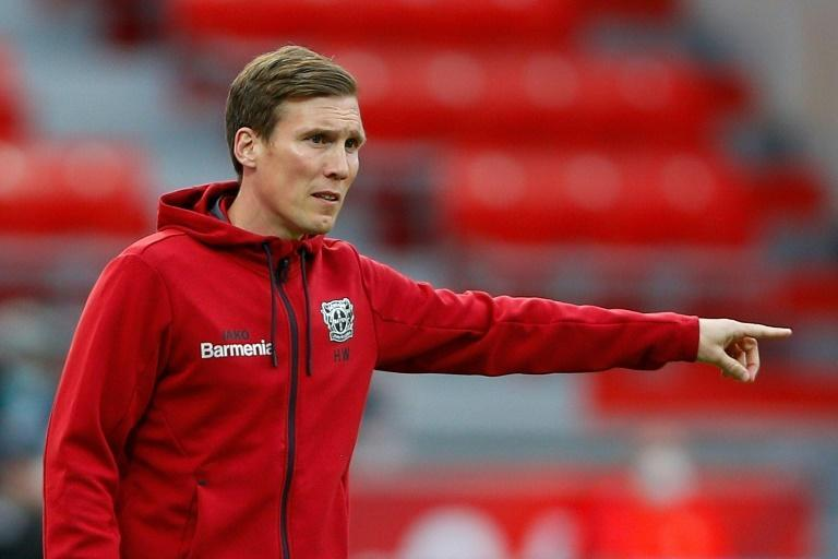 Hannes Wolf has been caretaker coach of Leverkusen for their last eight league games this season