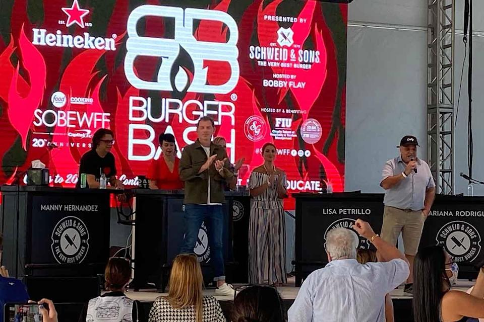 Bobby Flay at the SOBEWFF 2021