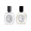 """Diptyque may be known for its luxury candles, but the French fragrance powerhouse has also gone on to launch an array of popular fragrances and <span>scented goods</span> (think: stickers, bracelets, brooches, and more). This two-piece Do Son Eau de Toilette and Hair Mist set – which includes one fragrance and one hair mist – features the best-selling Do Son scent: an uplifting bouquet of tuberose, orange blossom, and jasmine notes. $125, Nordstrom. <a href=""""https://www.nordstrom.com/s/diptyque-do-son-eau-de-toilette-hair-mist-set-125-value/5894238"""" rel=""""nofollow noopener"""" target=""""_blank"""" data-ylk=""""slk:Get it now!"""" class=""""link rapid-noclick-resp"""">Get it now!</a>"""