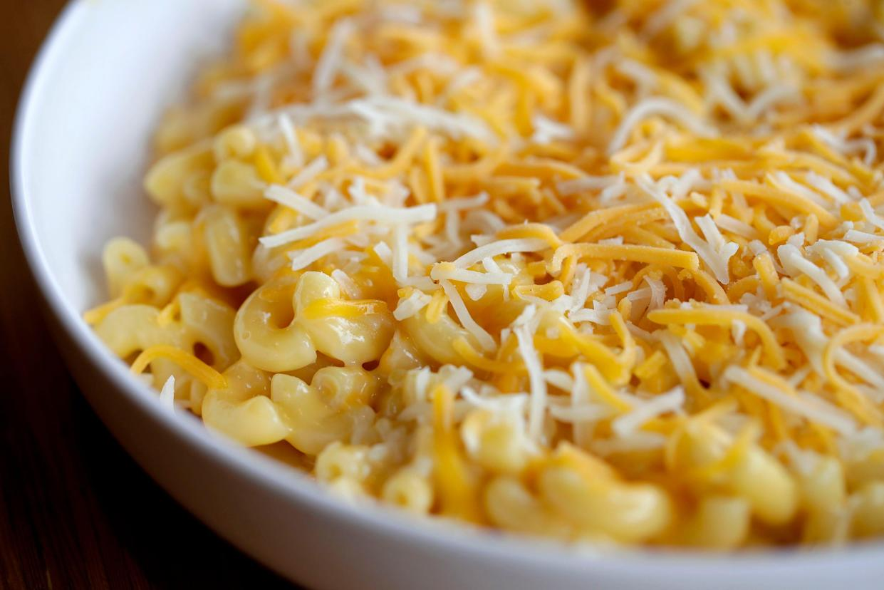 Wisconsin Mac & Cheese, made with Wisconsin cheese, is Noodles & Company's best selling dish at its more than 450 locations nationwide.