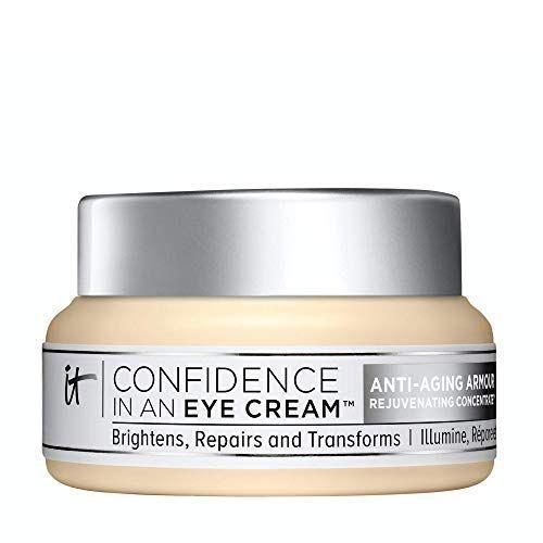 """<p><strong>It Cosmetics</strong></p><p>amazon.com</p><p><strong>$27.99</strong></p><p><a href=""""https://www.amazon.com/dp/B078MSGJ5Z?tag=syn-yahoo-20&ascsubtag=%5Bartid%7C2164.g.37620997%5Bsrc%7Cyahoo-us"""" rel=""""nofollow noopener"""" target=""""_blank"""" data-ylk=""""slk:Shop Now"""" class=""""link rapid-noclick-resp"""">Shop Now</a></p><p>More than 800 Amazon reviewers have bestowed a rating of 4.6 stars upon this formula, which includes ingredients such as avocado, collagen, ginseng, peptides, squalane, and ceramides. It makes sense, considering it smooths wrinkles, firms and hydrates the skin, and offers a color-correcting tint—a true cherry on top!</p>"""