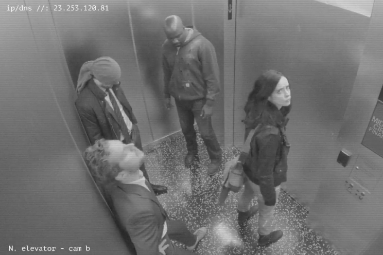 The cast of 'The Defenders' popped up in a new teaser for the upcoming series.