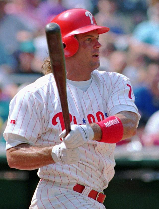 <p>Darren Daulton (1962-2017): Three-time All-Star and member of the Philadelphia Phillies 1997 world championship team. </p>