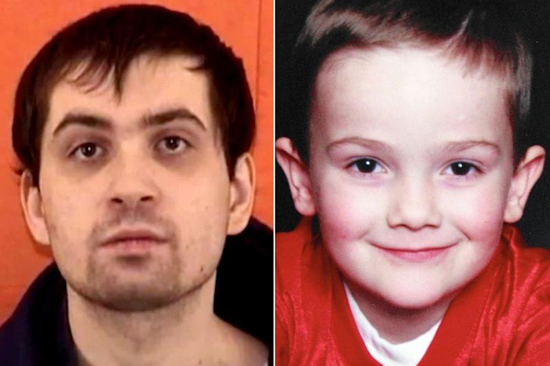 Brian Rini, Timmothy Pitzen   Ohio Department of Rehabilitation and Correction; Timmothy James Pitzen - Little Boy Lost/Facebook