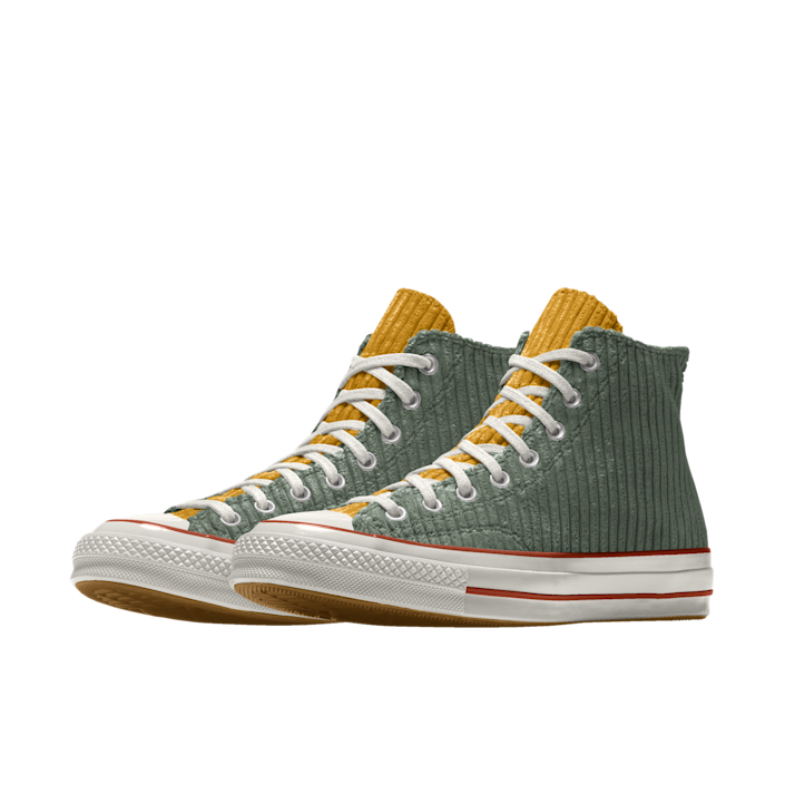 "<p><strong>Converse</strong></p><p>converse.com</p><p><strong>$105.00</strong></p><p><a href=""https://go.redirectingat.com?id=74968X1596630&url=https%3A%2F%2Fwww.converse.com%2Fshop%2Fp%2Fcustom-chuck-70-corduroy-by-you-unisex-shoe%2F167251CFA19.html%3Fdwvar_167251CFA19_color%3Dpurple%26styleNo%3D167251C%26cgid%3Dwomens-high-top-shoes&sref=https%3A%2F%2Fwww.seventeen.com%2Ffashion%2Ftrends%2Fg35256812%2Fsneaker-trends-2021%2F"" rel=""nofollow noopener"" target=""_blank"" data-ylk=""slk:Shop Now"" class=""link rapid-noclick-resp"">Shop Now</a></p><p>The '70s will be to 2021 what the '90s were to 2020. I'm calling it now! Corduroy sneakers are just one of the many <a href=""https://www.seventeen.com/fashion/trends/g34932759/fashion-trends-2021/"" rel=""nofollow noopener"" target=""_blank"" data-ylk=""slk:2021 trends"" class=""link rapid-noclick-resp"">2021 trends</a> that pull inspiration from the era. </p>"