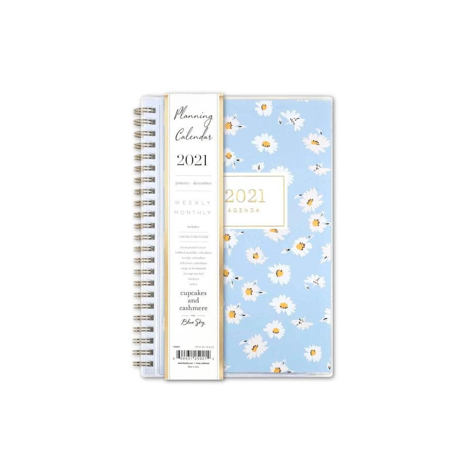 <p>The daisies on this <span>2021 Planner</span> ($11) are adorable.</p>