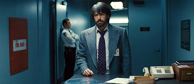 Edward James Olmos says a Mexican-American should have played Tony Mendez in Argo (Image by Warner Bros)