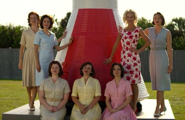 'The Right Stuff' Fact Check: Did Mrs Carpenter Wear a Floral Dress to the Photo Shoot?