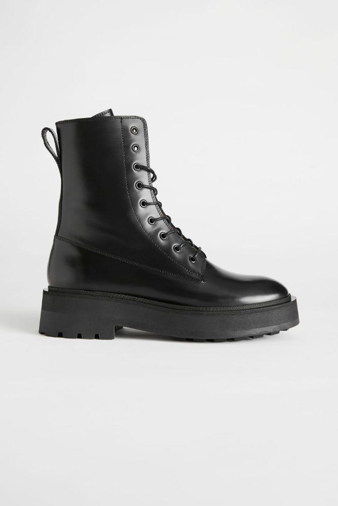 other stories, fall 2020 fashion trends, fall trends, fall 2020, other stories boots, boots