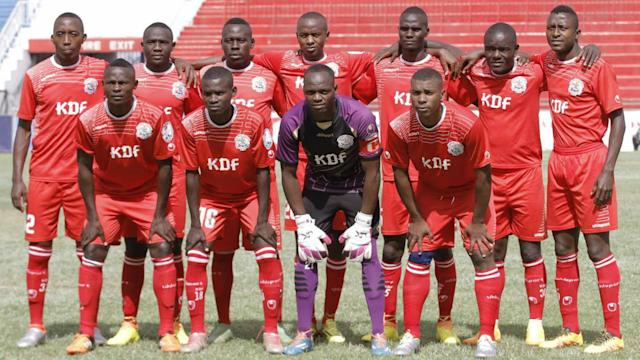 Ulinzi Stars have bowed out of continental competition
