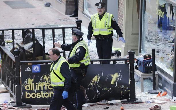 Map: Key Locations in the News of the Boston Marathon Bombing