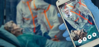 Pulsara is offering a free communication package featuring live video to help clinicians manage patient surge, preserve Personal Protective Equipment and limit exposure to protect both clinicians and their patients.