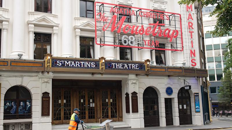 Reopening of The Mousetrap delayed amid uncertainty over London restrictions