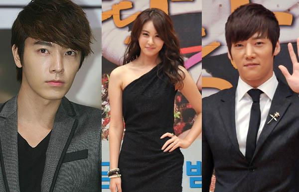 Son Eun SEO dating Choi Jin hyuk