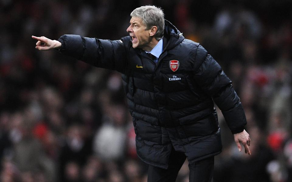 Arsene Wenger was Arsenal manager for 22 years - GETTY IMAGES