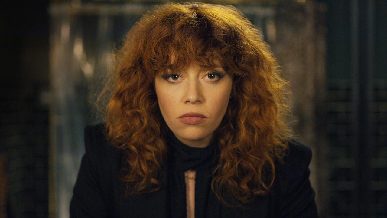 """<p><strong>Orange Is the New Black</strong>'s Natasha Lyonne stars in this dark comedy series about a woman caught in a <strong>Groundhog Day</strong>-type loop, repeatedly attending the same party, dying, and waking up the next day unharmed. Lyonne also serves as an executive producer for the show alongside <a class=""""sugar-inline-link ga-track"""" title=""""Latest photos and news for Amy Poehler"""" href=""""https://www.popsugar.com/Amy-Poehler"""" target=""""_blank"""" data-ga-category=""""Related"""" data-ga-label=""""https://www.popsugar.com/Amy-Poehler"""" data-ga-action=""""&lt;-related-&gt; Links"""">Amy Poehler</a> and Leslye Headland, so if you have any doubt about how funny it is, you shouldn't. <a href=""""https://www.hollywoodreporter.com/live-feed/netflixs-russian-doll-renewed-season-2-1188443"""" target=""""_blank"""" class=""""ga-track"""" data-ga-category=""""Related"""" data-ga-label=""""https://www.hollywoodreporter.com/live-feed/netflixs-russian-doll-renewed-season-2-1188443"""" data-ga-action=""""In-Line Links"""">Season two is confirmed</a>, so stand by for more details.</p> <p><a href=""""https://www.netflix.com/title/80211627"""" target=""""_blank"""" class=""""ga-track"""" data-ga-category=""""Related"""" data-ga-label=""""https://www.netflix.com/title/80211627"""" data-ga-action=""""In-Line Links"""">Watch <strong>Russian Doll</strong> on Netflix</a>.</p>"""
