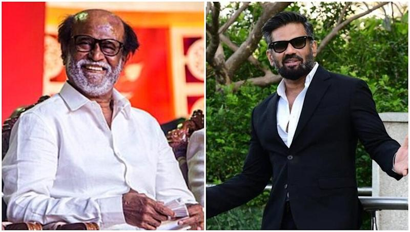 Darbar: Rajinikanth's Next with AR Murugadoss Finds a Villain in Suniel Shetty - Read Details