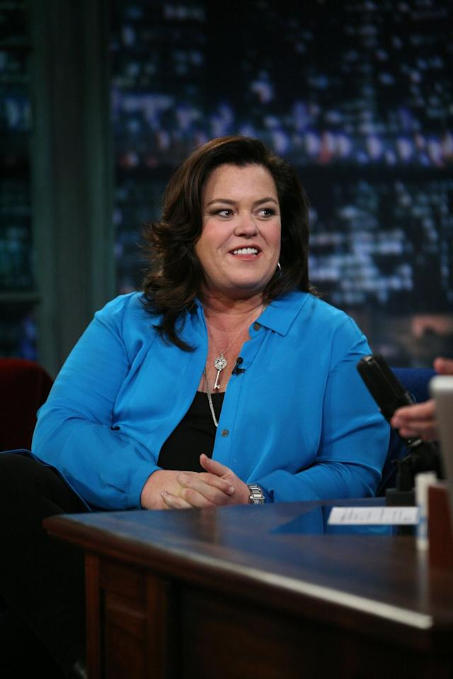 """<p>After suffering a near-fatal heart attack in August 2012, Rosie O'Donnell (who was 50 years old at the time) was told by her doctors that <a href=""""https://people.com/bodies/rosie-odonnell-on-weight-loss-surgery-the-view-cohost-talks-losing-50-lbs/"""" target=""""_blank"""">she needed to lose weight</a>. So for a year, the former talk show host tried to get under 200 pounds naturally by eating a healthy diet and routine exercise.</p>"""