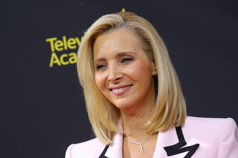 Lisa Kudrow attended the Creative Arts Emmy Awards 2019, 14 September 2019 in Los Angeles, California. (Photo by JC Olivera/WireImage)
