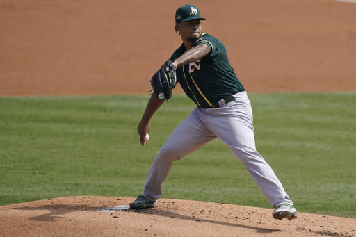 A's take step in playoffs, fall short of World Series goal