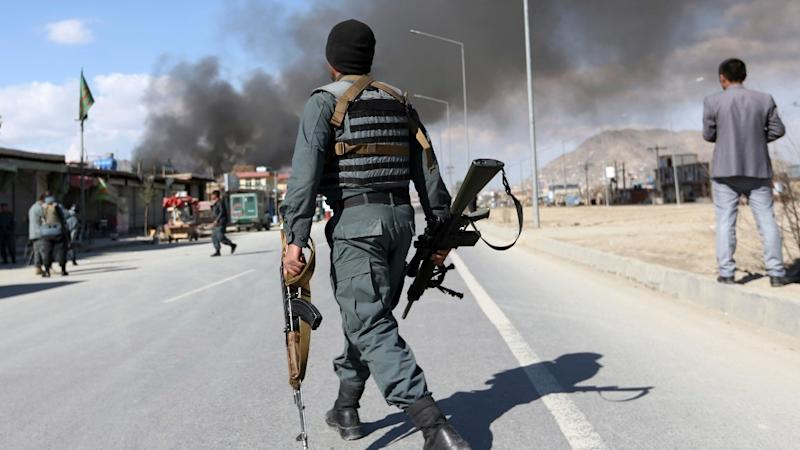 Five Local Policemen Killed in Taliban Attack: Afghan Officials