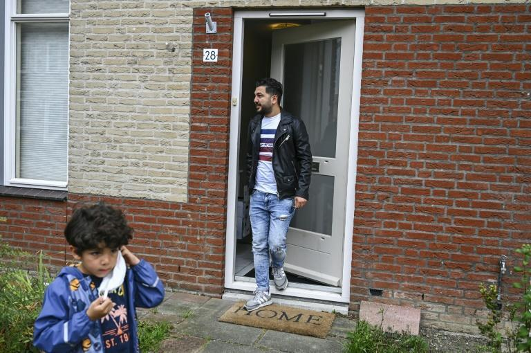 """""""We were forced to migrate. We never had a choice,"""" Ahmad says"""