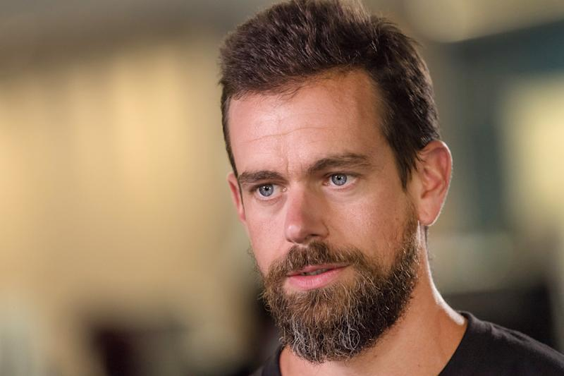 Twitter CEO and co-founder Jack Dorsey. (Bloomberg / Getty Images)