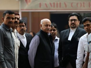MJ Akbar-Priya Ramani defamation case: Defense counsel team's conduct at recent hearing proves women battle patriarchy in courtrooms too