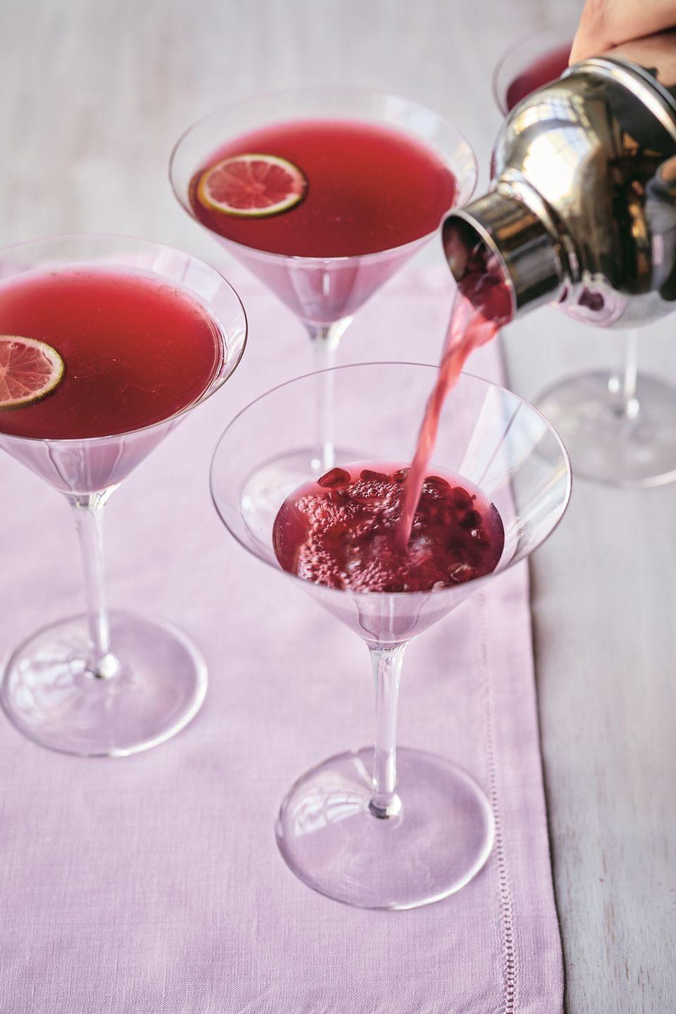 "<p>""What is it about drinking a cocktail in a martini glass that makes us feel so glamorous—like Cary Grant and Grace Kelly?"" Garten writes in her new cookbook, <a href=""https://www.amazon.com/Modern-Comfort-Food-Barefoot-Contessa/dp/0804187061/ref=sr_1_1?tag=veranda_auto-append-20&ascsubtag=[artid
