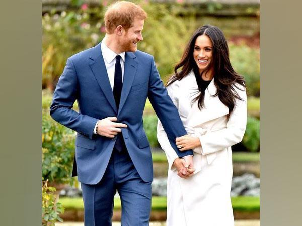 Prince Harry, Meghan Markle (Image courtesy: Instagram)