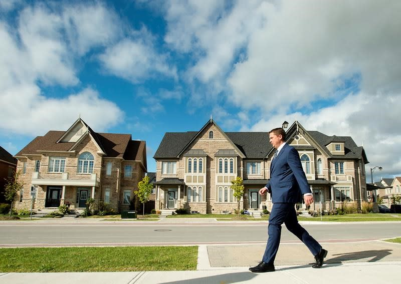 Scheer pledges to allow longer mortgages, remove 'stress test' for renewals