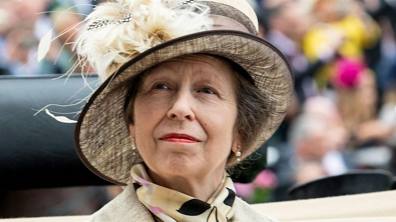 Here's Why People Think Princess Anne Snubbed Donald Trump