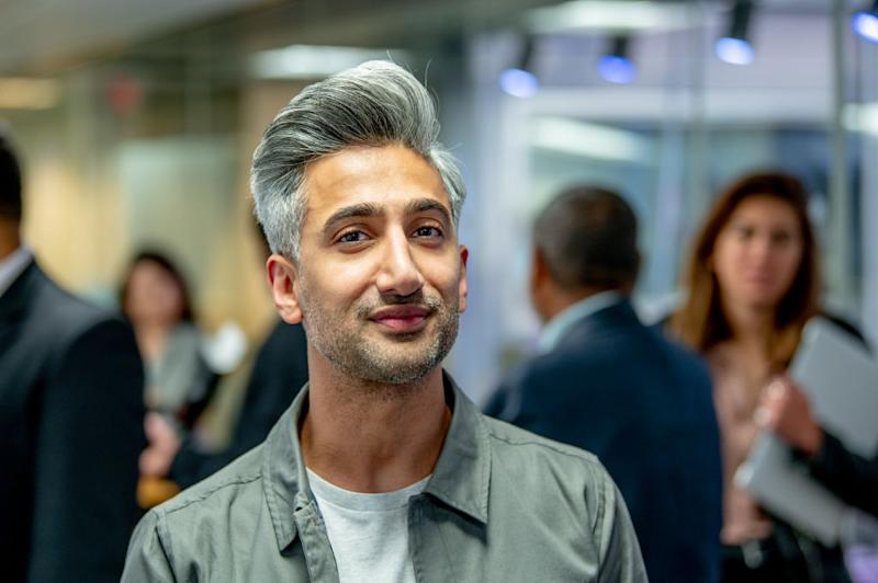 "Tan France stars in the new season of ""Queer Eye,"" as well as new show ""Next in Fashion."" (Photo: Roy Rochlin/Getty Images)"