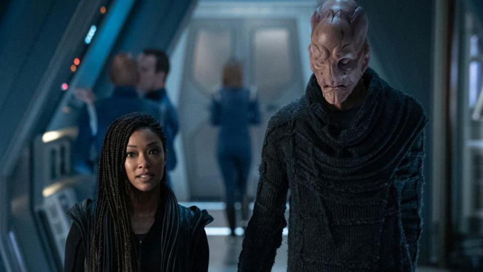 Star Trek Discovery season 3, episode 3