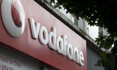 Vodafone to create 2,100 jobs in 'UK economy investment'
