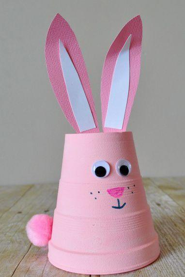 """<p>These little pink bunnies are so easy to make and will look adorable around the house for Easter.</p><p><strong>Get the tutorial at <a href=""""http://iheartcraftythings.com/foam-cup-bunny-craft.html?utm_source=bp_recent&utm-medium=gadget&utm_campaign=bp_recent"""" rel=""""nofollow noopener"""" target=""""_blank"""" data-ylk=""""slk:I Heart Crafty Things"""" class=""""link rapid-noclick-resp"""">I Heart Crafty Things</a>. </strong></p>"""