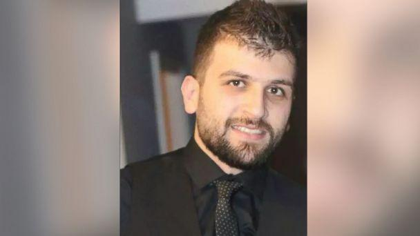 PHOTO: Mohammad Alhajali, 23, has been identified as one of the victims who died in a fire at a residential high-rise building in London, June 14, 2017. (Courtesy Metropolitan Police Service)