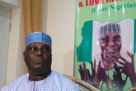 What Atiku Said About Obasanjo After Winning PDP Presidential Primary
