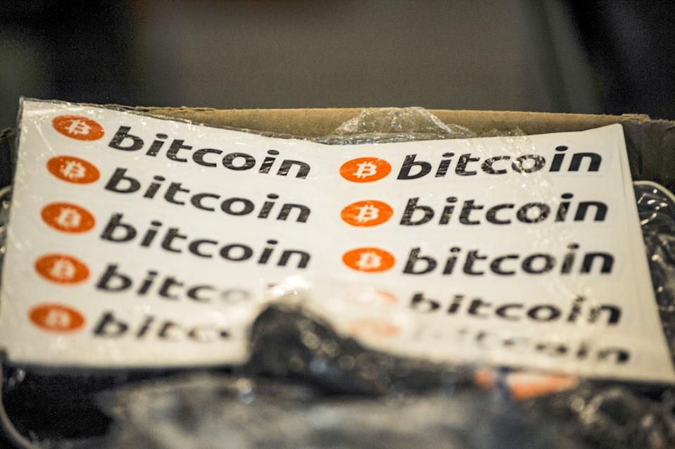 The Basel Committee has warned banks of market and credit risk, fraud, hacking, money laundering and terrorist financing risk when it comes to cryptos. Photo: Getty Images