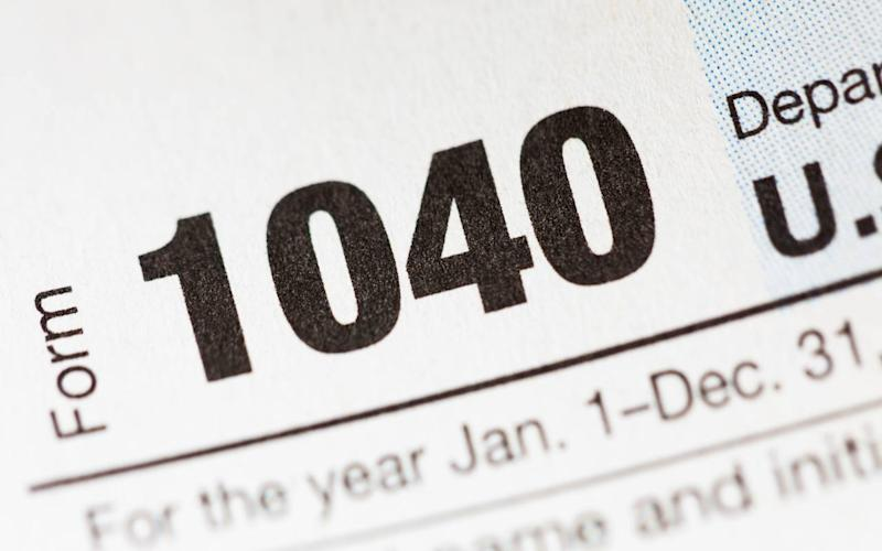 IRS Remodels the 1040 for 2019