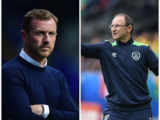 Stoke weighing up Gary Rowett and Martin O'Neill as Mark Hughes replacement